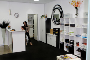 Absolique Hair Health Clinic - Reception Area - Hair Loss Treatments