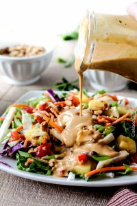 Creamy Coconut Dressing with Absolique Trichologist
