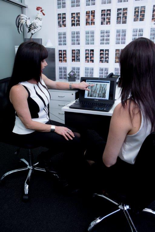 Scope Sessions absolique hair loss treatment clinic