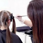 Hair Colouring with Treatment for Hair Loss